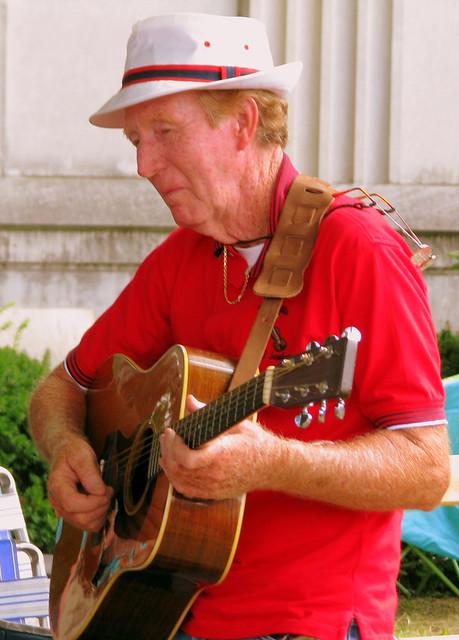 random Senior Guitarist