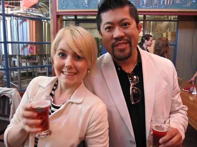 Vancity Amy and Dennis Pang