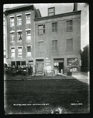 Buildings #59-#63 Phillips Street (City of Boston Archives) Tags: boston historicalphotographs saladatea