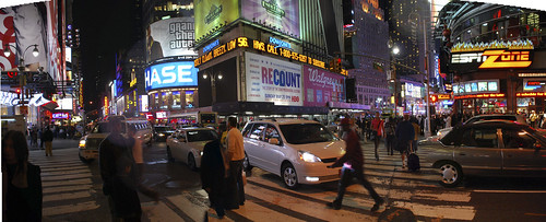 42nd at Time Square