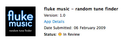 Fluke Music & Apple iTunes