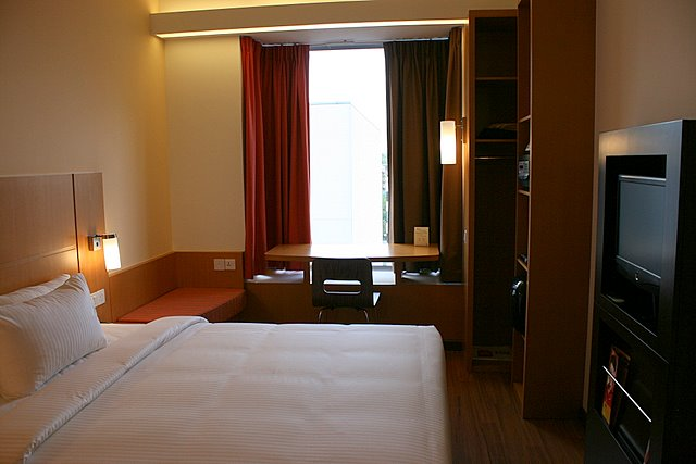 Ibis Singapore (Bencoolen) Double Room