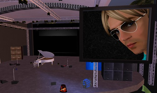 LOUIS LANDON IN SECOND LIFE