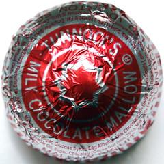 Tunnock's (chrisinplymouth) Tags: food circle chocolate biscuit marshmallow squaredcircle squircle img tunnocks teacake cw69x chrisinplymouth