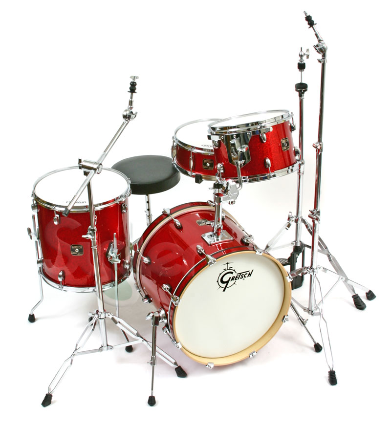 Gretsch Catalina Club Jazz - Red