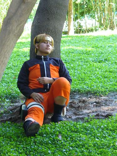 Naruto Shippuuden Naruto Uzumaki Foto Cosplay
