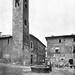 Ascoli com'era: piazza San Gregorio e relativa chiesa