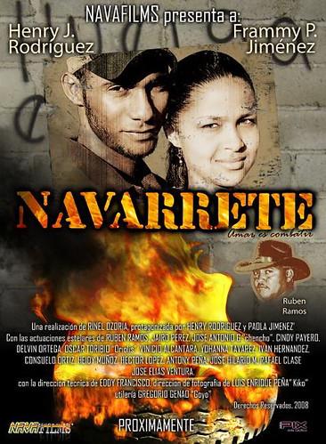 Afiche Navarrete