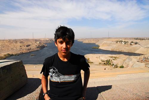 LND_2798 Aswan Dam