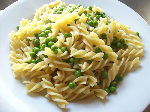 Pasta and Peas