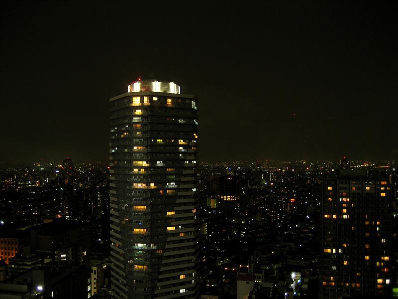 Ikebukuro Sunshine City Prince Hotel [3/4/09]