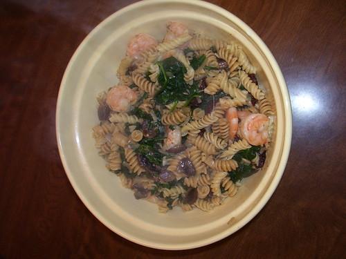 265/365 (March 3,2009) - Celebration Pasta
