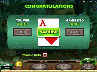 free Cashapillar bonus game
