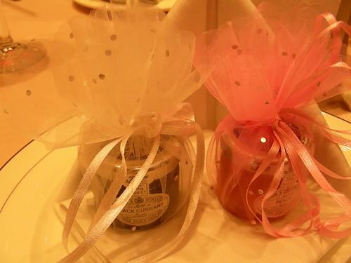 麗庭莊園喜宴 - 果醬小禮物