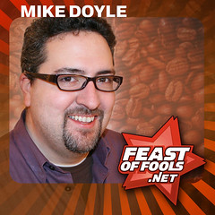 Blogger Mike Doyle on the Feast of Fools podcast