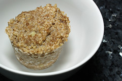 "Frozen Steel-Cut Oatmeal ""Cupcake"""