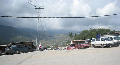 Kundasang  Road