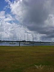 Gathering Rain (luke_giese) Tags: cloud boats portmacquarie rainclouds