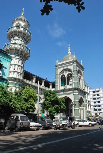 Yangon by Tianyake.