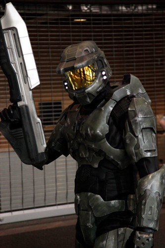 Master Chief at SXSW