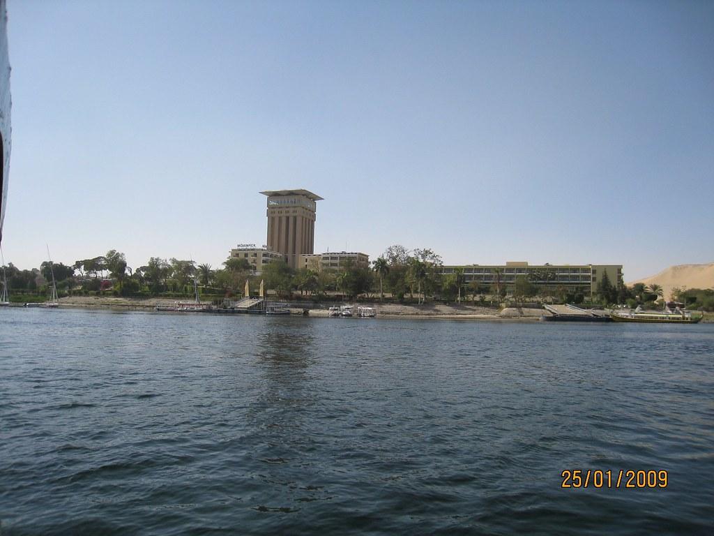 Movenpick Hotel - Aswan