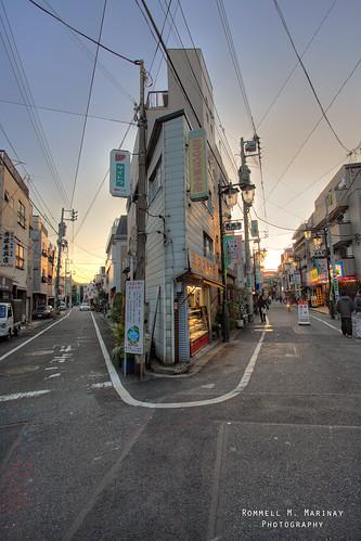 Japan Akabane