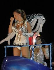 Carnaval Coatza 2009 Chica de Blanco