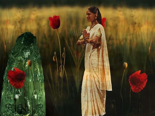 smaragd - meditation by Mara ~earth light~ (nflorence2012 in Love).