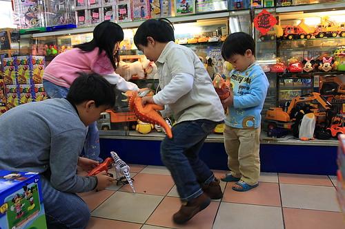 姑婆的興義發記玩具10