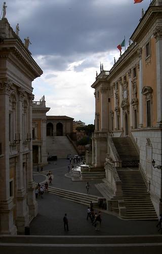 05.2006 Rome, Capitol Hill