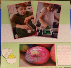 Easter Egg Coloring 2008