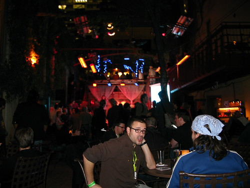 SXSW Tumblr Party