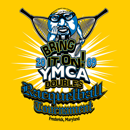 Bring It On! T-shirt Design