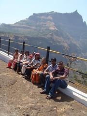 We at Konkan Kada Bhandardara (Ankur P) Tags: india sahyadri bhandardara kalsubai mtdc randha amruteshwar
