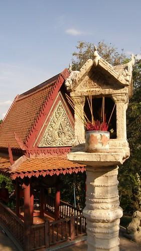45.塔山(Wat Phnom)一景