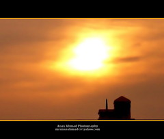 Sunrise Over Toy House (1/2) - North Karachi (Anas Ahmad) Tags: summer sun house sunrise toy dawn warm north rise ahmad karachi ahmed forcedperspective anas anasahmad anasahmadphotography