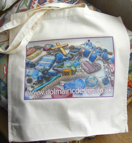 Tote bag, view 1