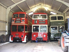 You wait for ages and then three Trolleybuses come along at once! ( Claire ) Tags: museum suffolk transport trolleybus londontransport eatm carltoncolville eastangliatransportmuseum belfastcorporation 2206oi derbycorporation drc224 fxh521