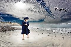 (mylaphotography) Tags: ocean california sun beach birds clouds sunny lajolla oceanside carlsbad hdr mylaphotography 5dmarkii