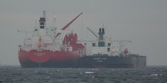 Another Oil Tanker Crossload In Scapa Flow (orquil) Tags: scotland orkney tanker oiltanker sts anchored scapaflow orcades petronordic shiptoship oiltransfer tridentstar