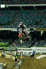 DSC_1160 (krzy4rc) Tags: 2009 supercross superdome