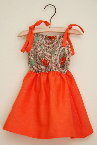 Brave's easter dress