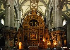 Catedral de Mexico / Mexico Cathedral (Martintoy) Tags: mexico mesoamerica nikon df nikkor distritofederal nikoncapture d80 nx2