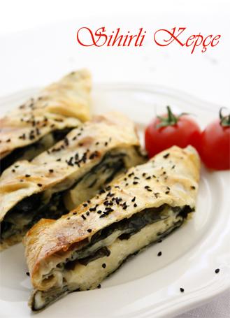 Ispanaklı-Börek1