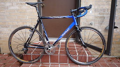 '09 04-17 014 (JeepFleeb) Tags: bike crossbow cyclocross ridley