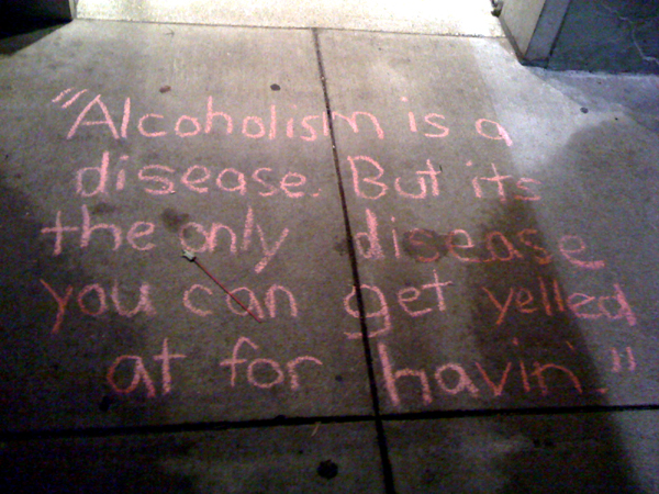 sidewalk psychology