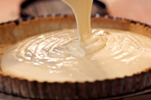 Making Of A Lemon Tart 6