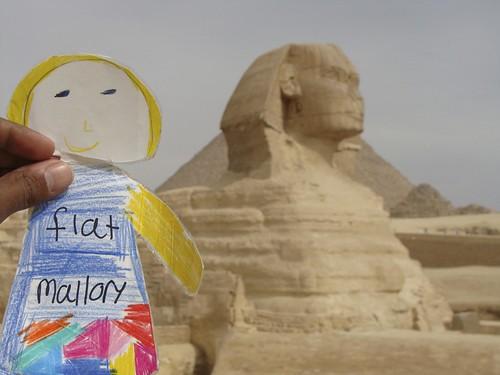 Pyramids of Giza-Flat Mallory 6