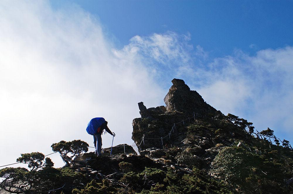 23-有驚無險五岩峰