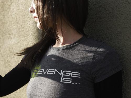 Revenge Is Womens T Shirt